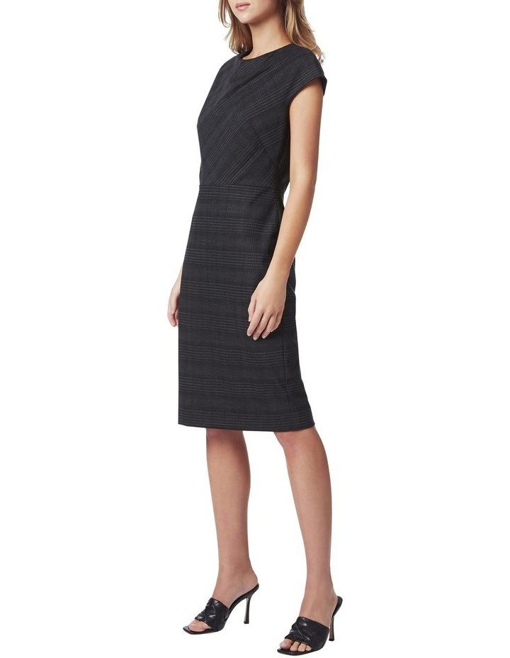 Milena Wool Blend Dress image 2