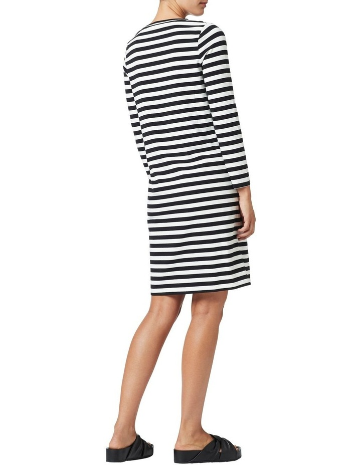 Tonya Long Sleeve Jersey Dress image 3