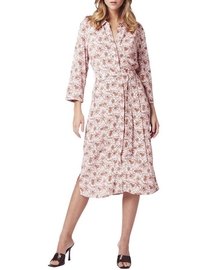 Faye Shirt Dress image 1