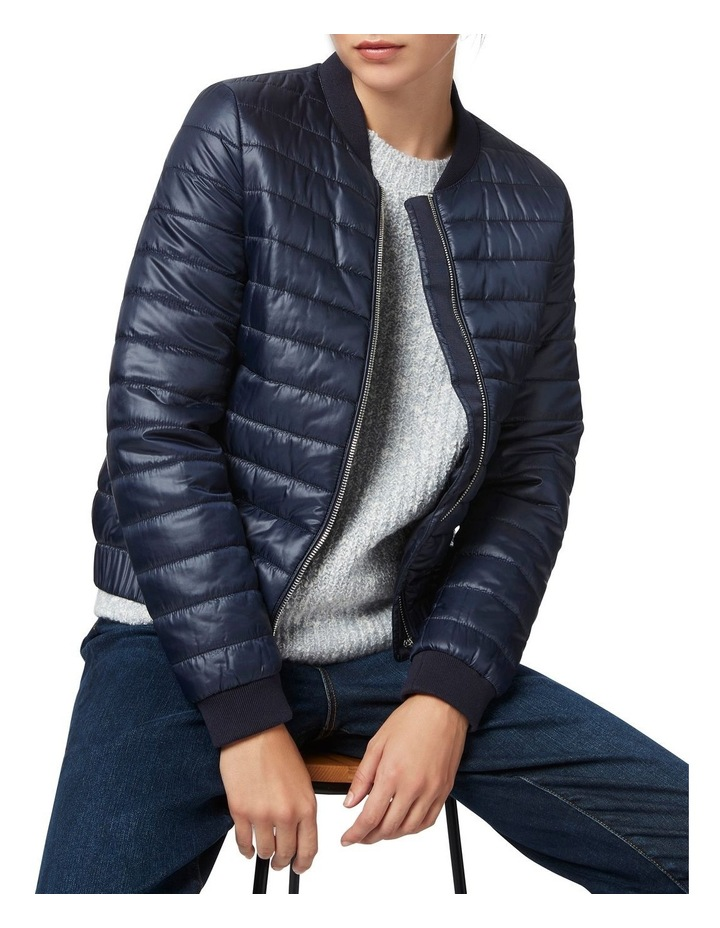 Matilda Quilted Bomber image 1