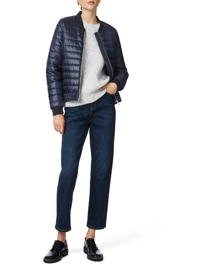 Matilda Quilted Bomber image 2