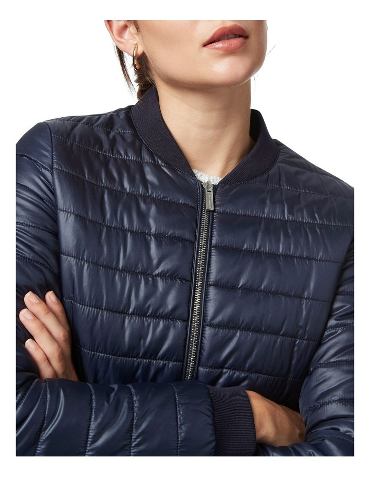 Matilda Quilted Bomber image 4