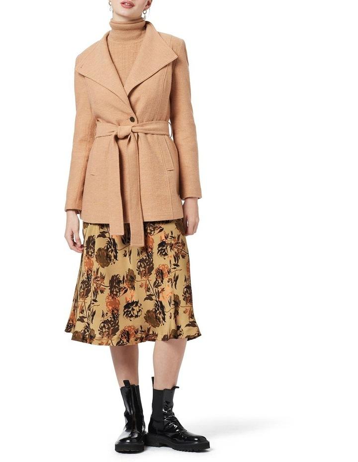 Luisa Felted Wool Coat image 2