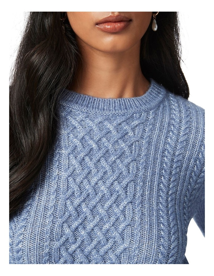 Cable Chunky Knit image 4