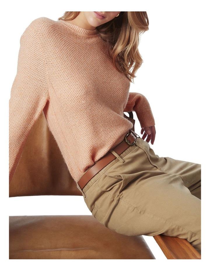 Moss Stitch Knit image 5