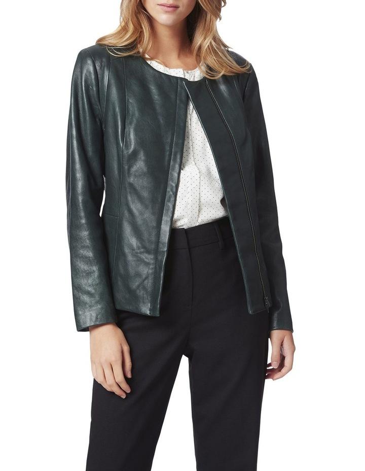 Maddi Leather Jacket image 1