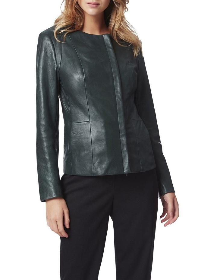Maddi Leather Jacket image 3