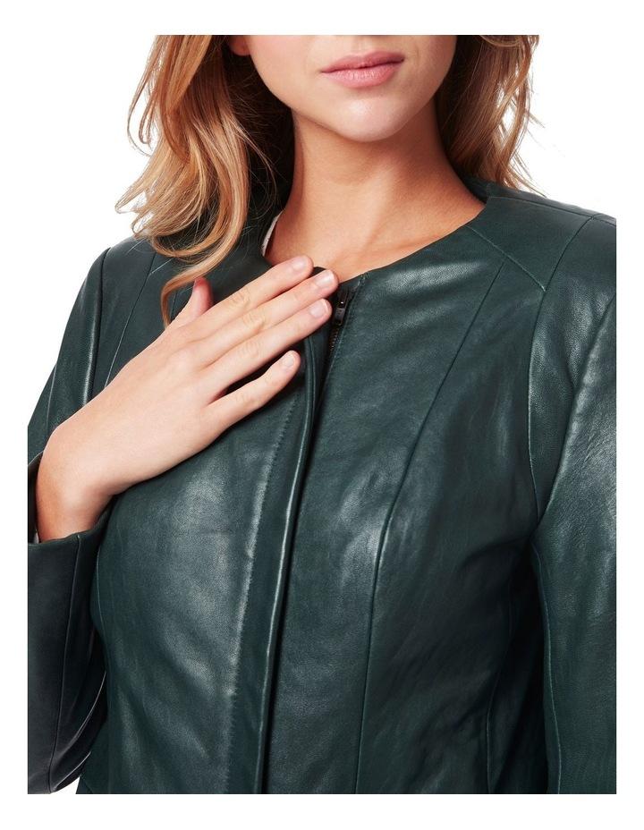 Maddi Leather Jacket image 5