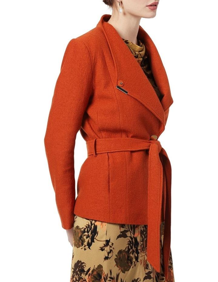Lea Felted Wool Jacket image 2