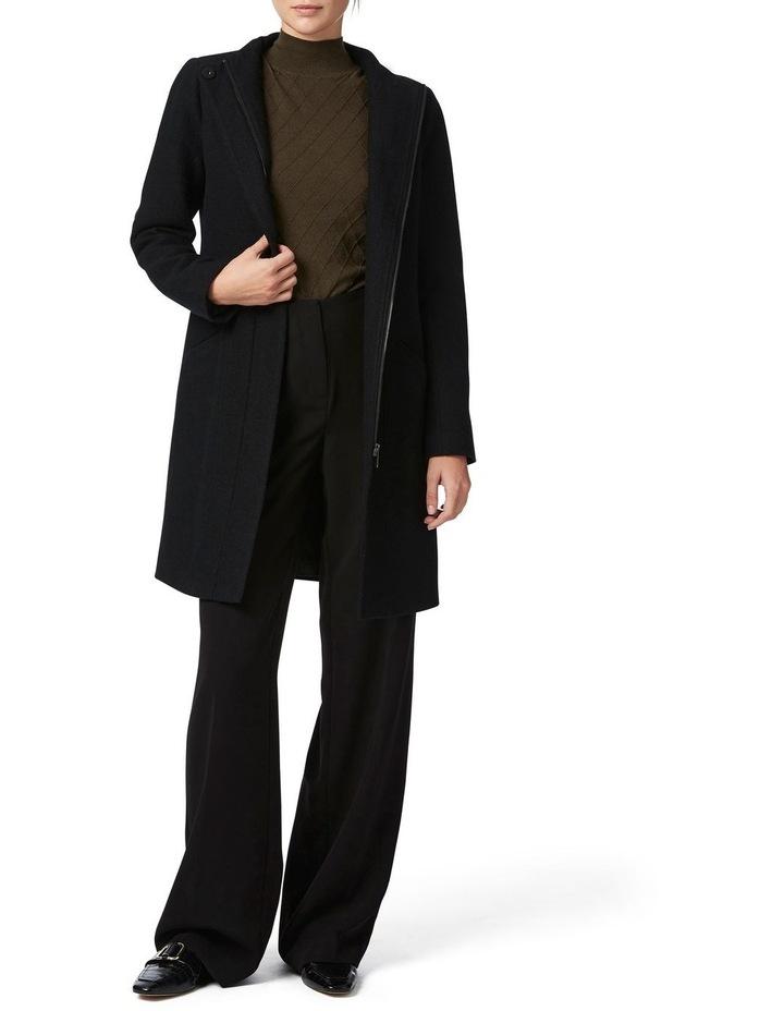 Madison Felted Wool Coat image 1