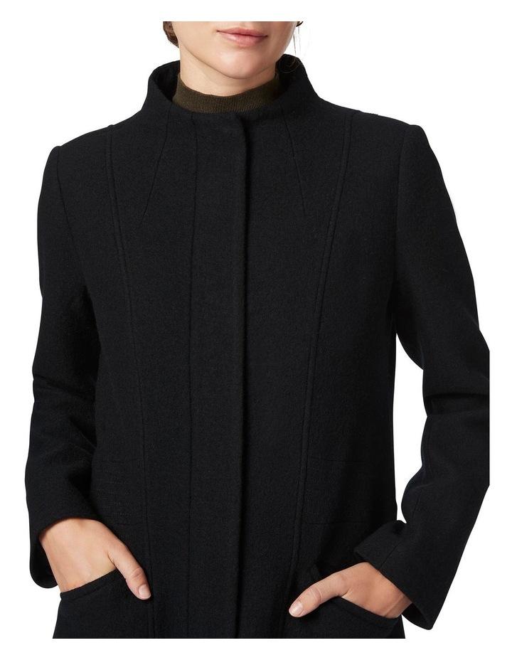 Madison Felted Wool Coat image 4