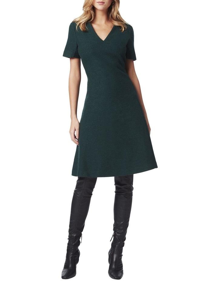 Rosie Wool Dress image 1