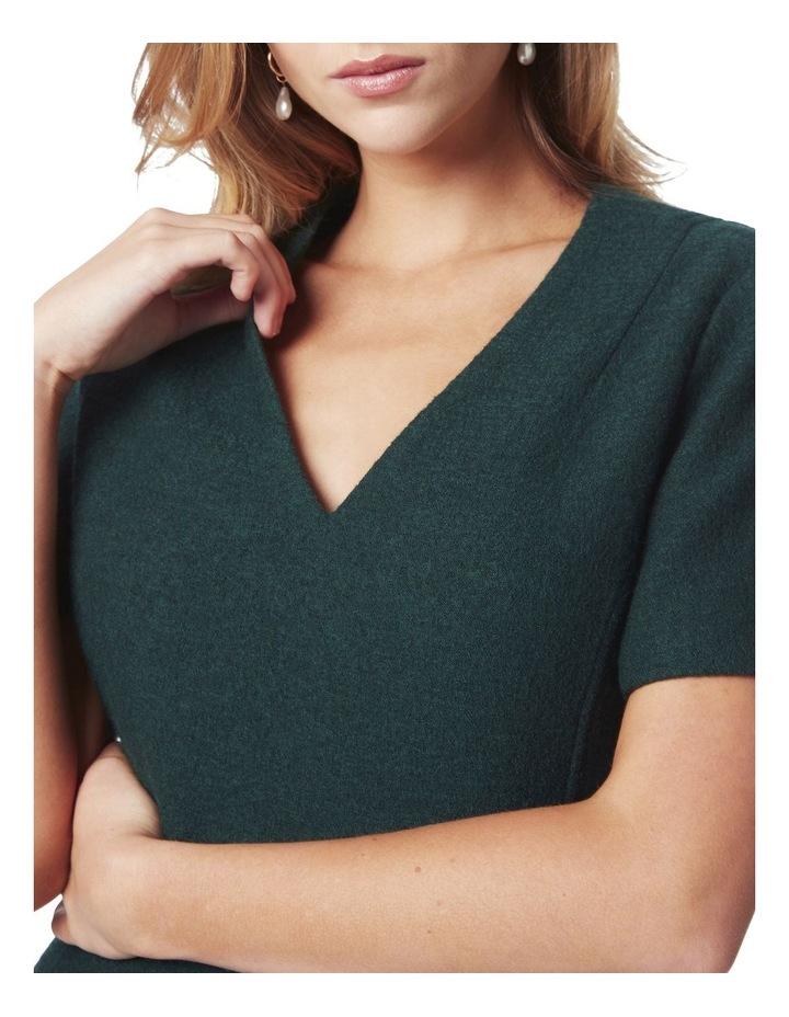 Rosie Wool Dress image 4