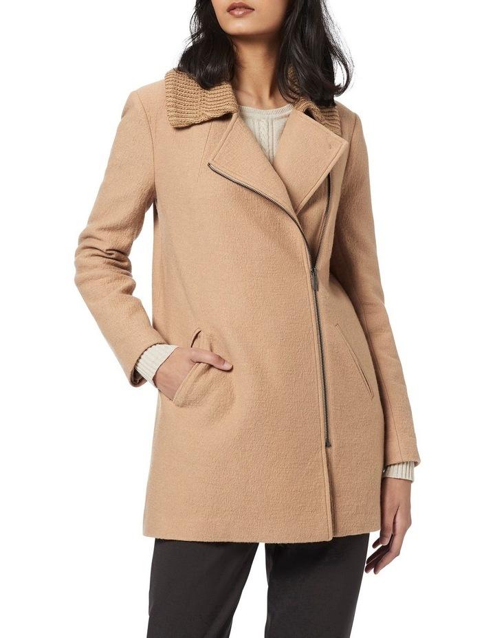 Nina Felted Wool Coat image 1