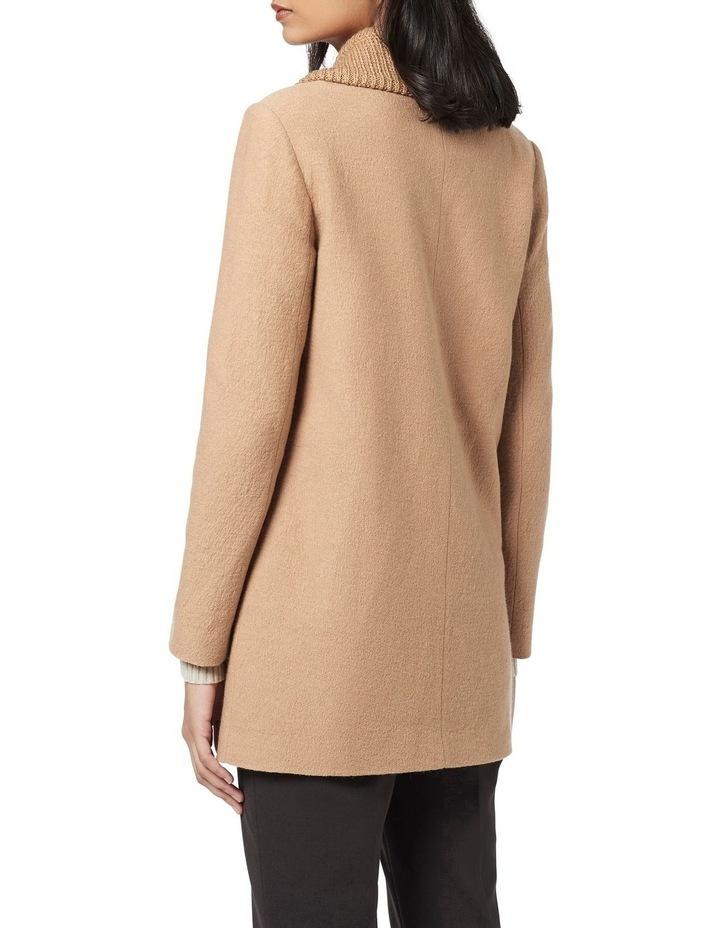 Nina Felted Wool Coat image 3