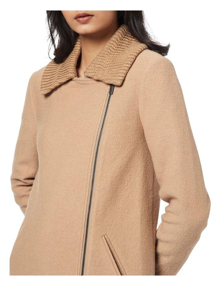 Nina Felted Wool Coat image 4