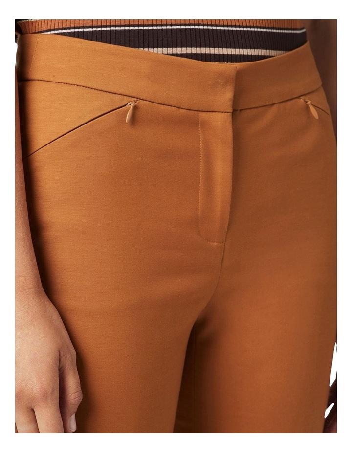 Sarah Compact Cotton Pant image 4