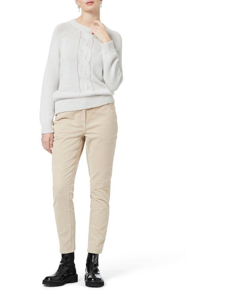 Celine 5pkt Cord Pants image 1