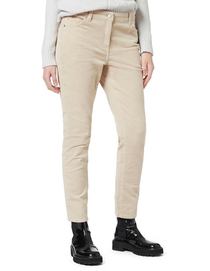 Celine 5pkt Cord Pants image 2