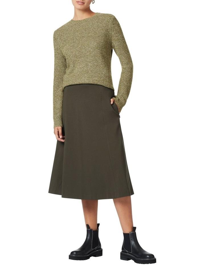 Kayla Ponti Midi Skirt image 1