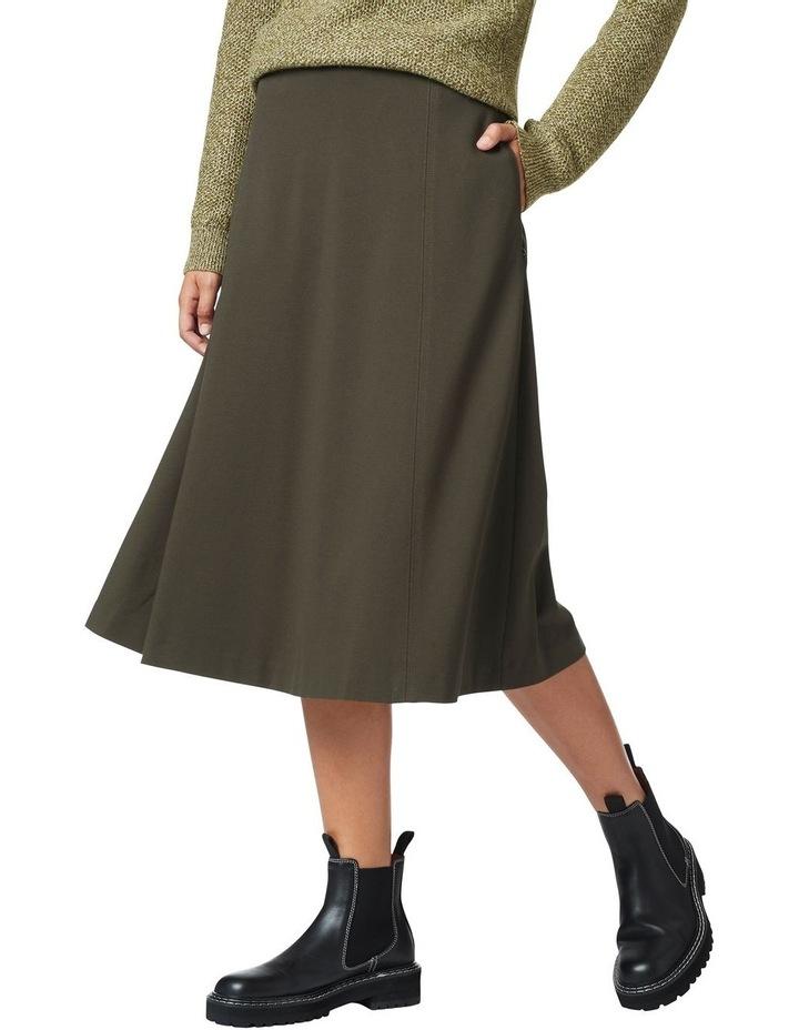 Kayla Ponti Midi Skirt image 2