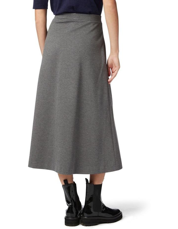 Kayla Ponti Midi Skirt image 3
