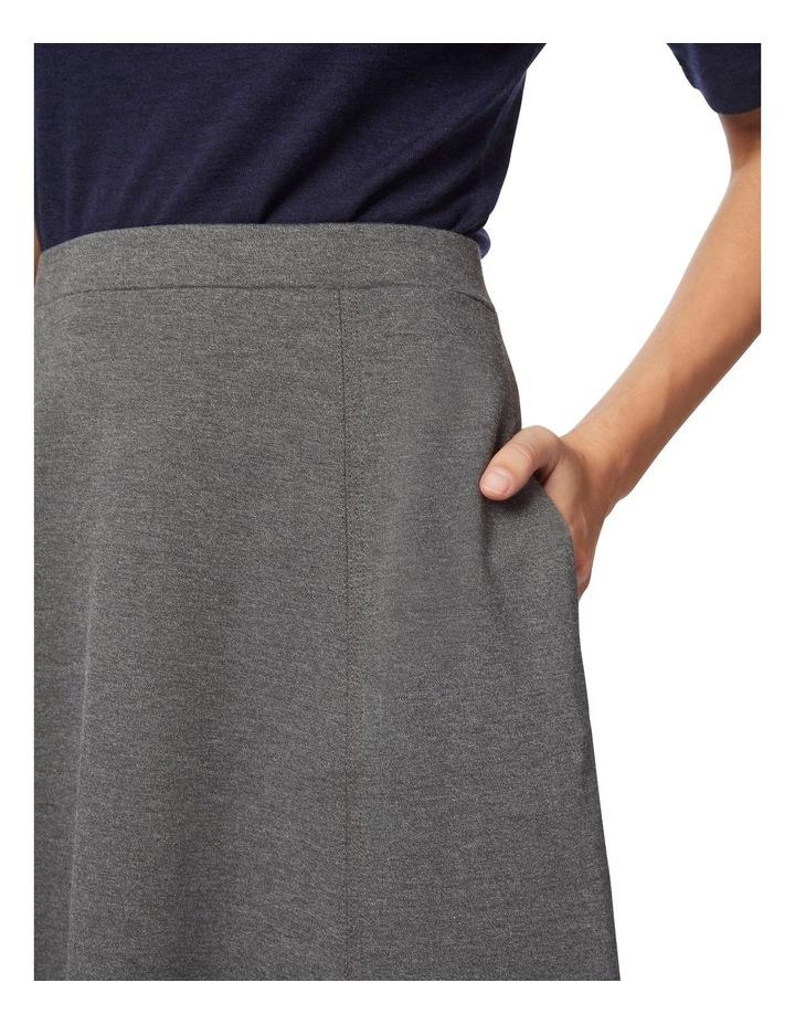 Kayla Ponti Midi Skirt image 4