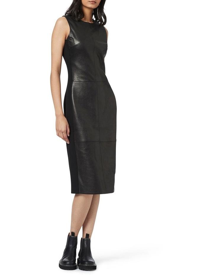 Mariana Leather Dress image 1
