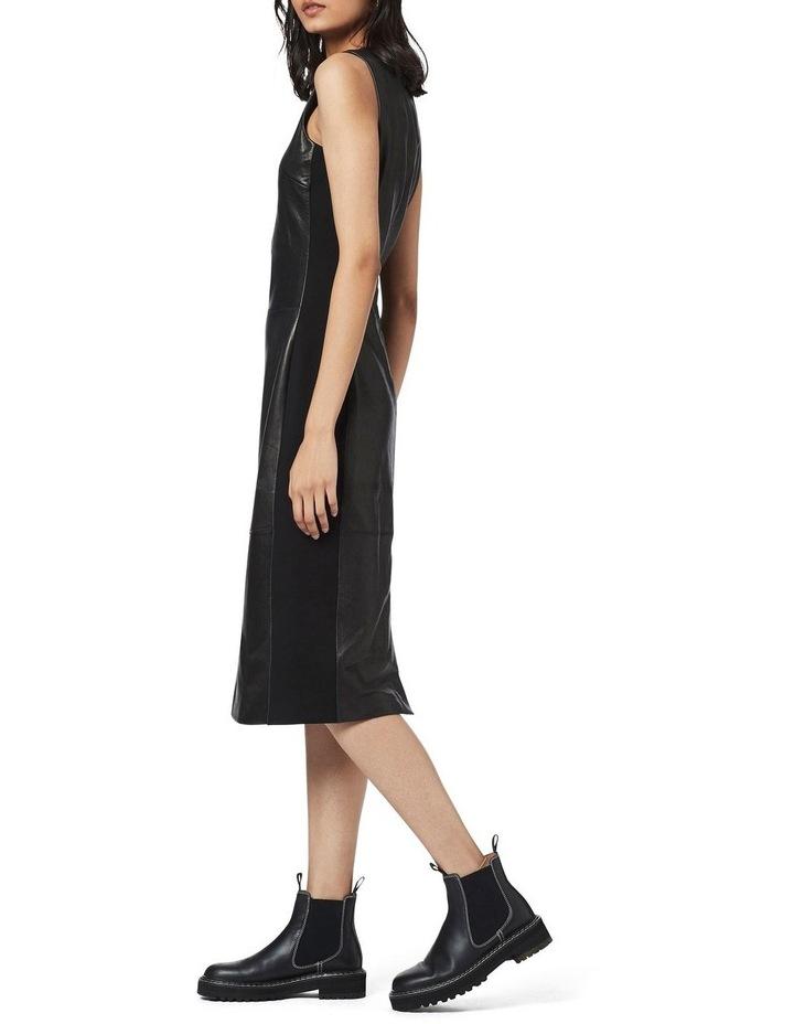 Mariana Leather Dress image 2