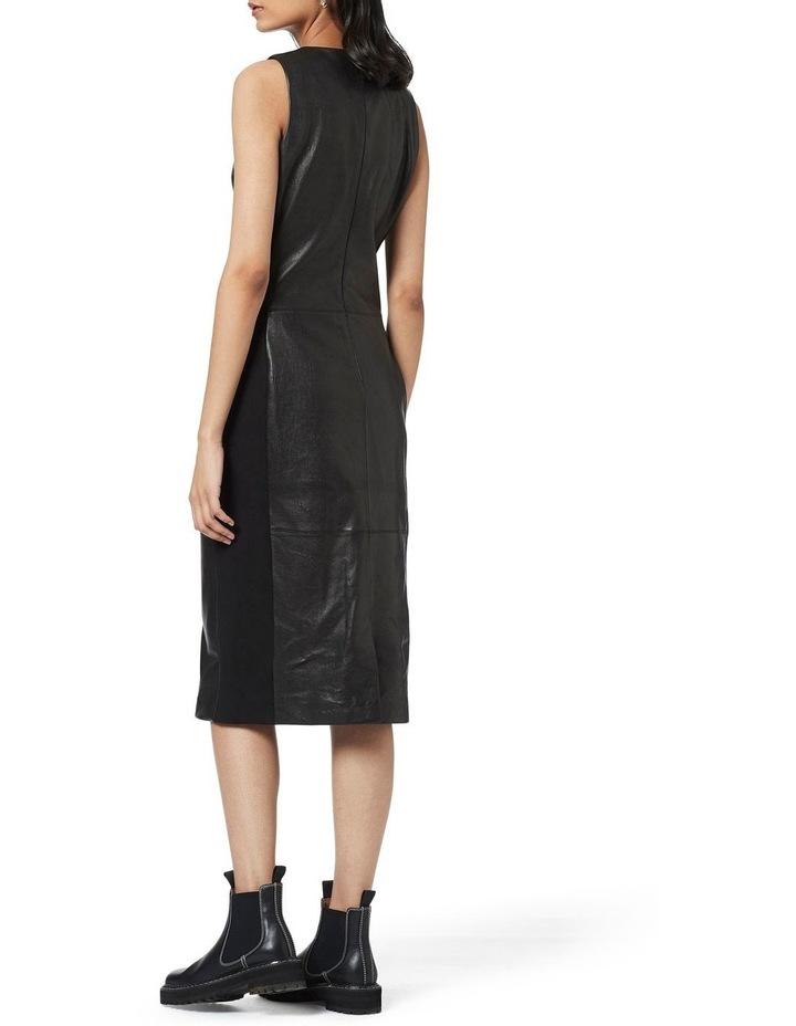 Mariana Leather Dress image 3