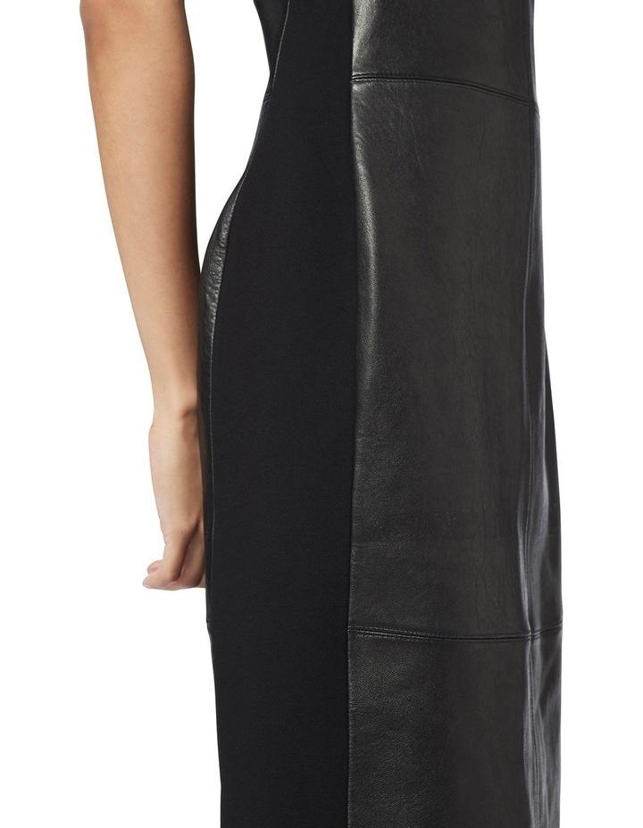 Mariana Leather Dress image 4
