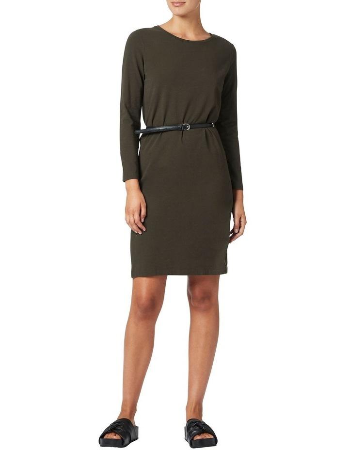Calliope Ls Jersey Dress image 1