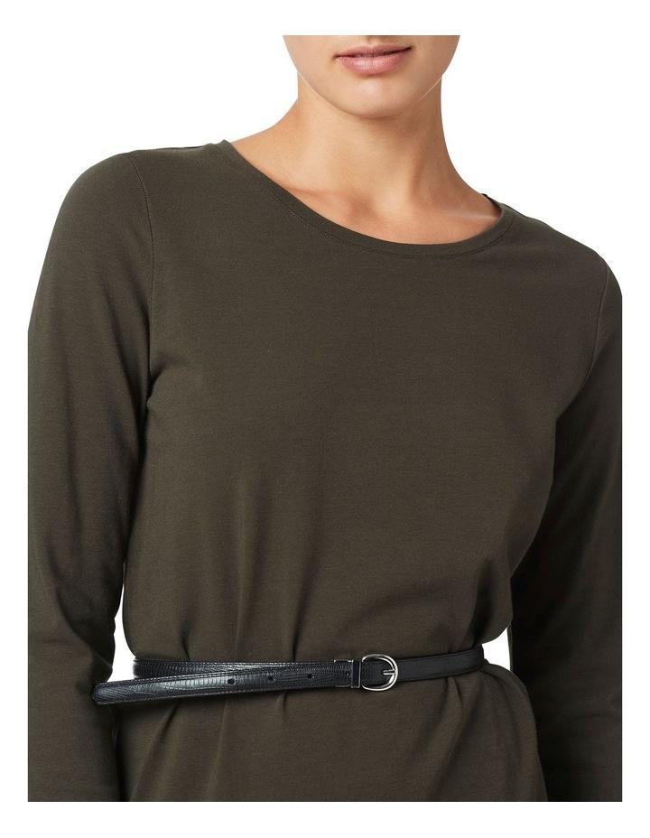 Calliope Ls Jersey Dress image 4