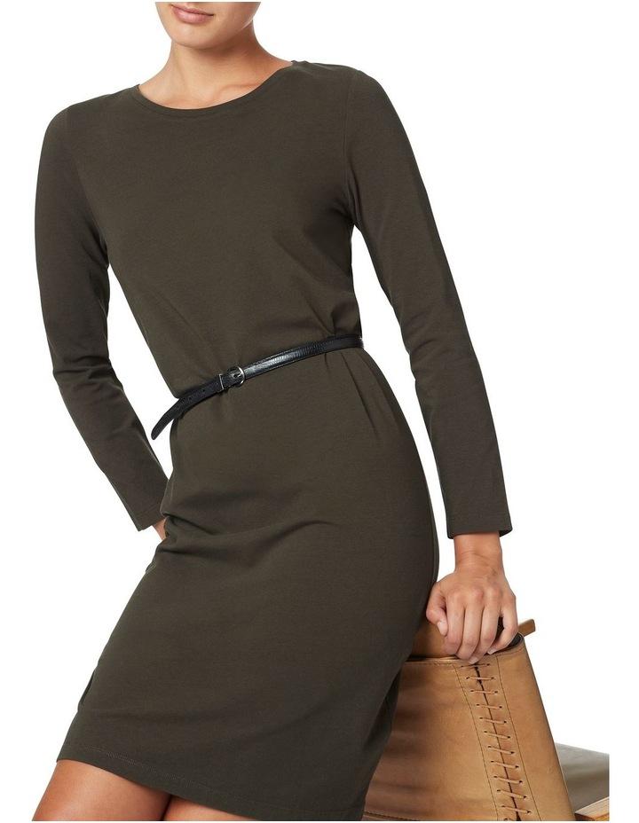 Calliope Ls Jersey Dress image 5