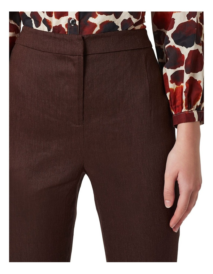 Stretch Linen Pant image 4