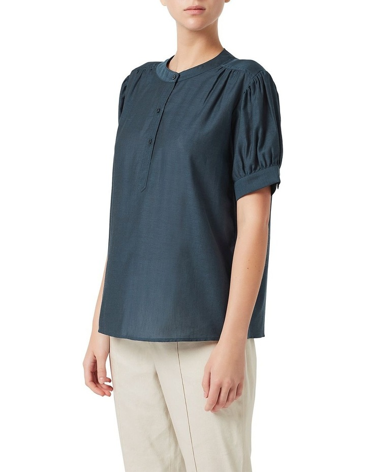 Open Neck Blouse image 1