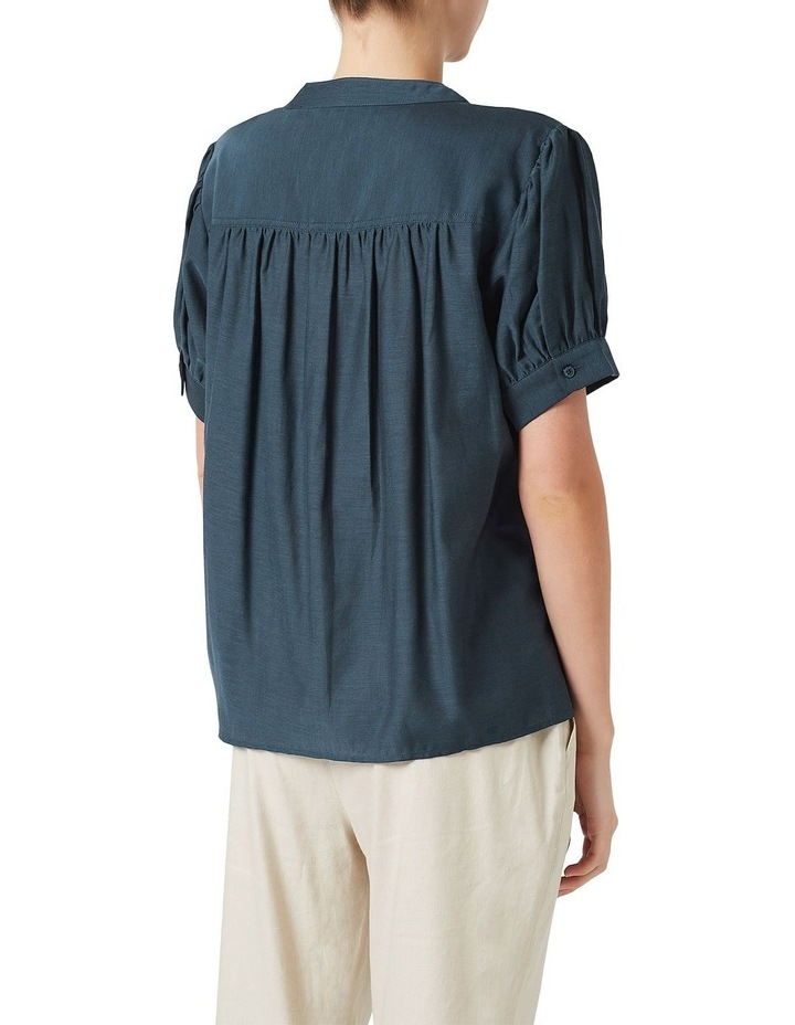 Open Neck Blouse image 3