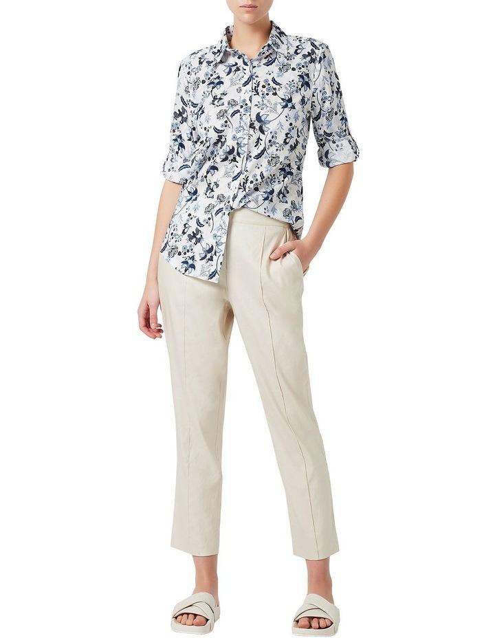 Paige Paisley Cotton Voile Shirt image 1