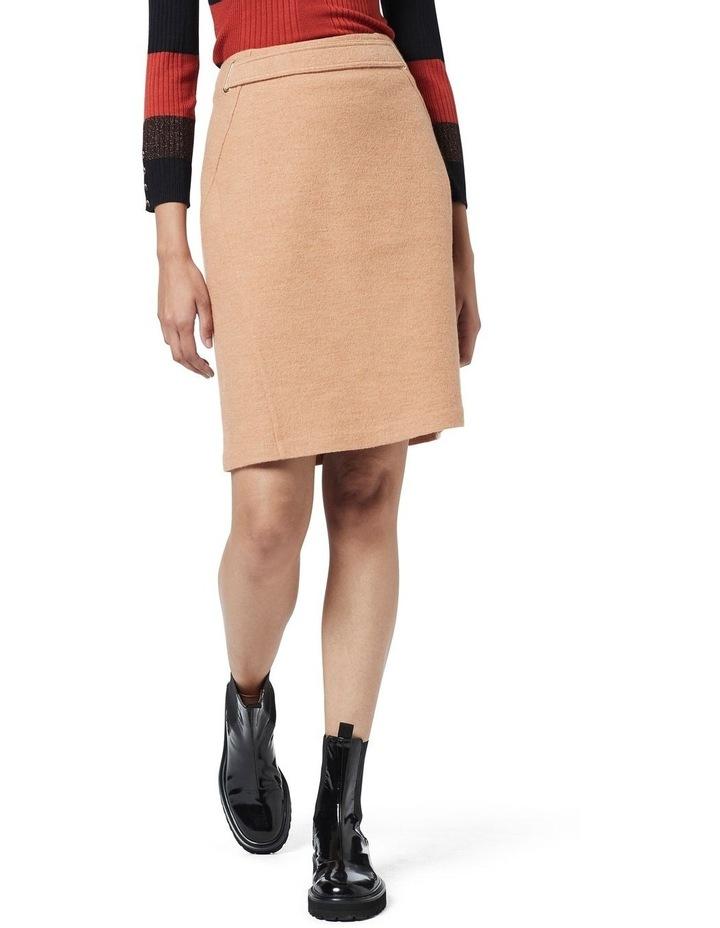 Belt Detail Skirt image 1