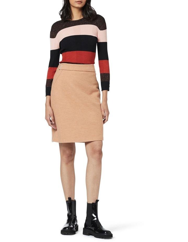 Belt Detail Skirt image 2