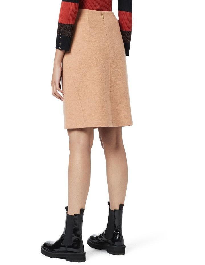 Belt Detail Skirt image 3