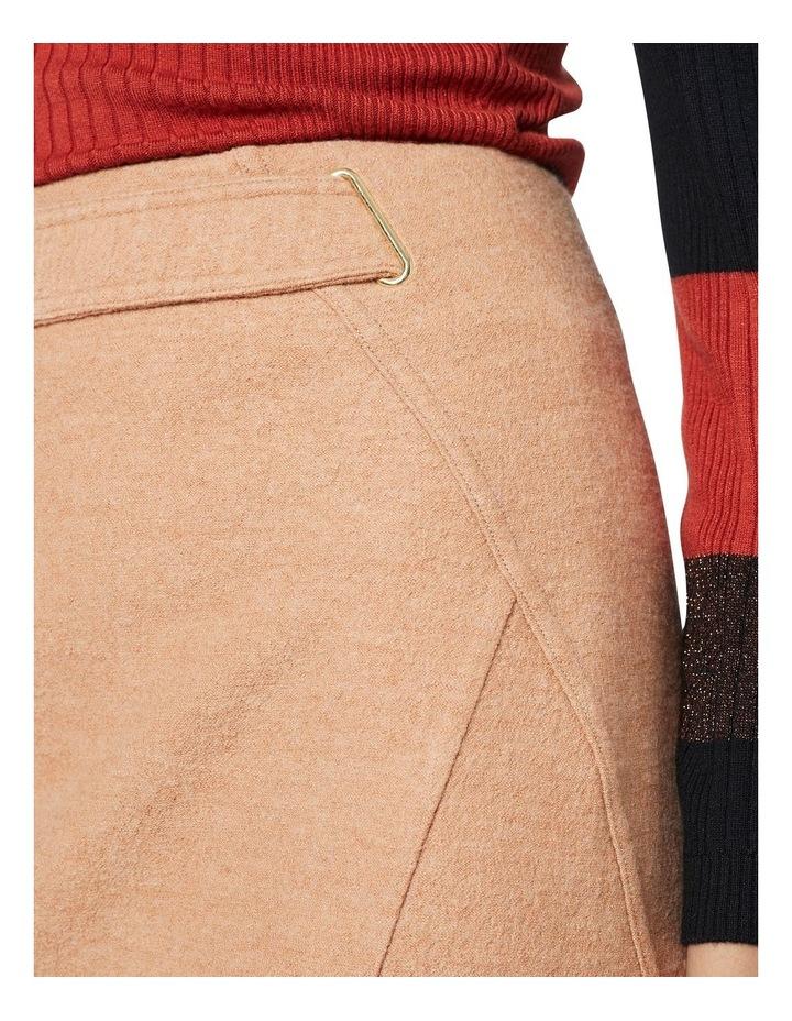 Belt Detail Skirt image 4