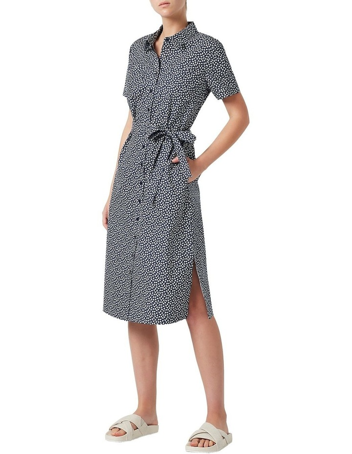 Valerie Printed Shirt Dress image 2