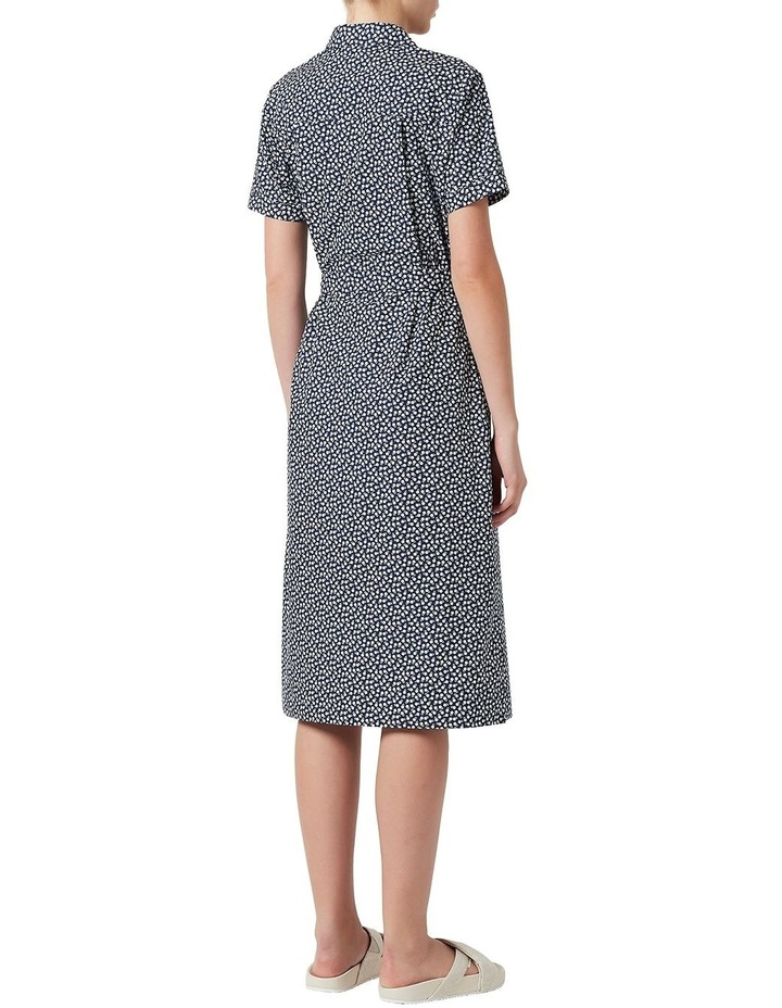 Valerie Printed Shirt Dress image 3
