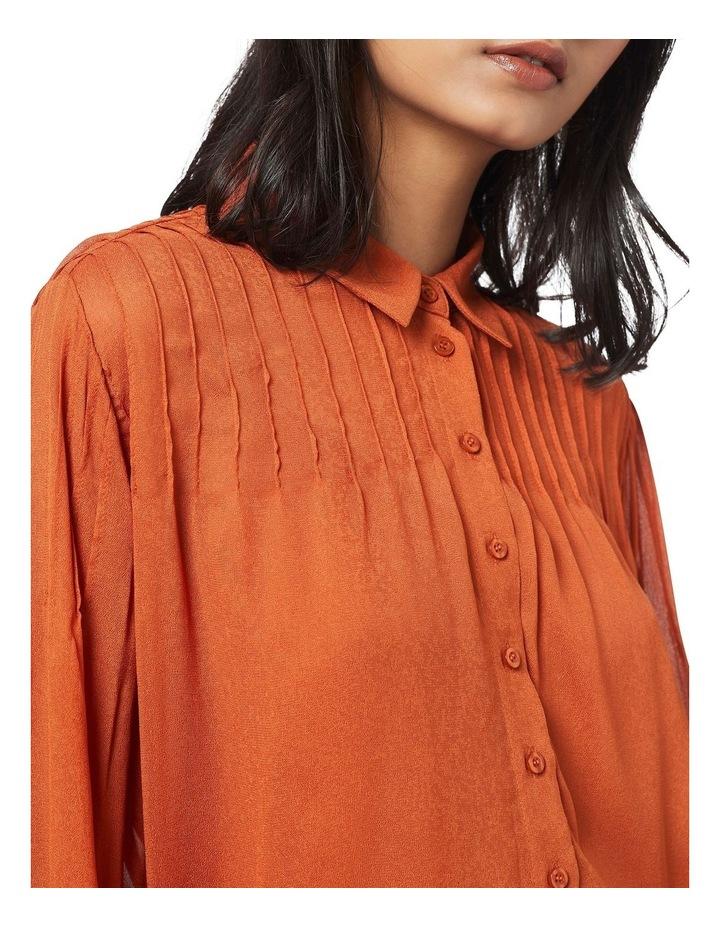 Jemimah Pintucked Shirt image 2