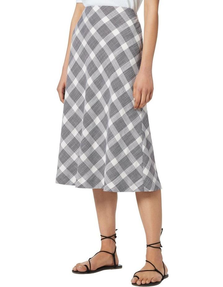 Megan Plaid Skirt image 1