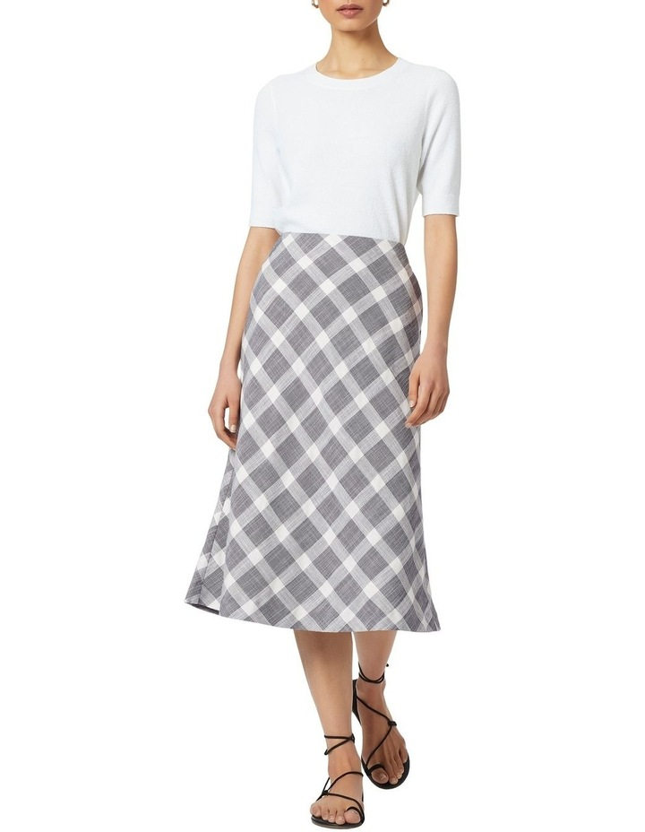 Megan Plaid Skirt image 2