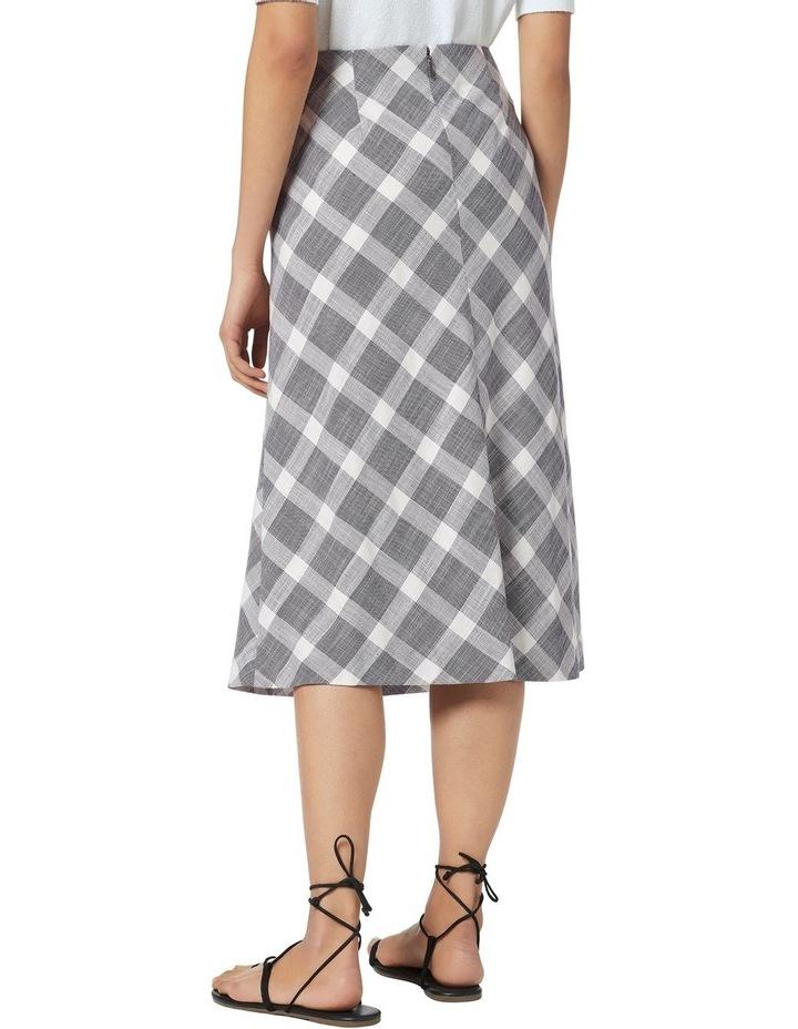 Megan Plaid Skirt image 3