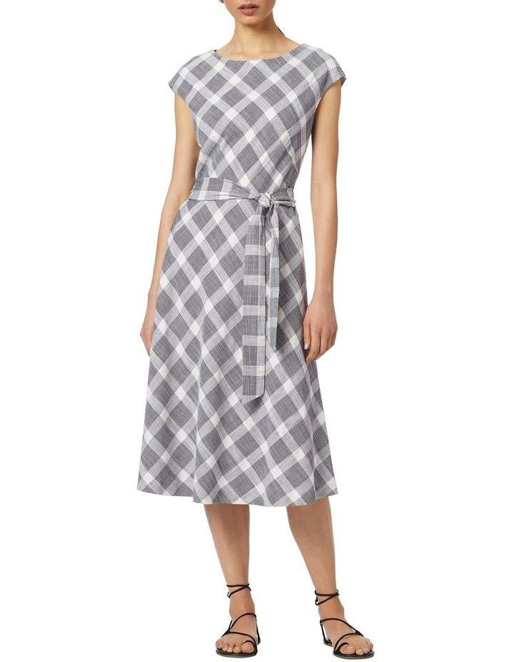 Megan Plaid Dress image 1