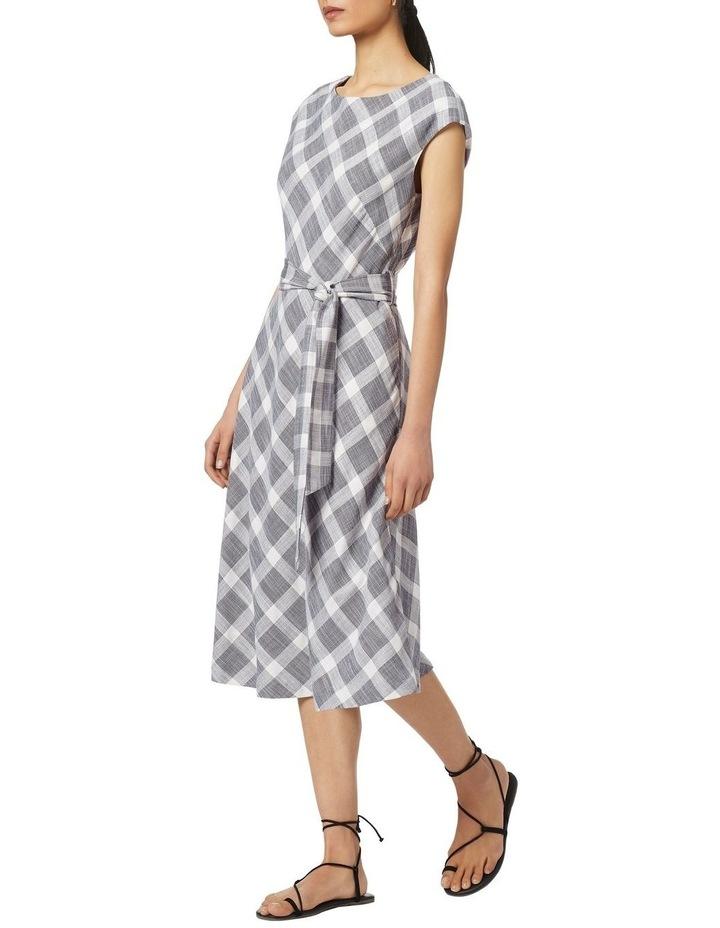 Megan Plaid Dress image 2